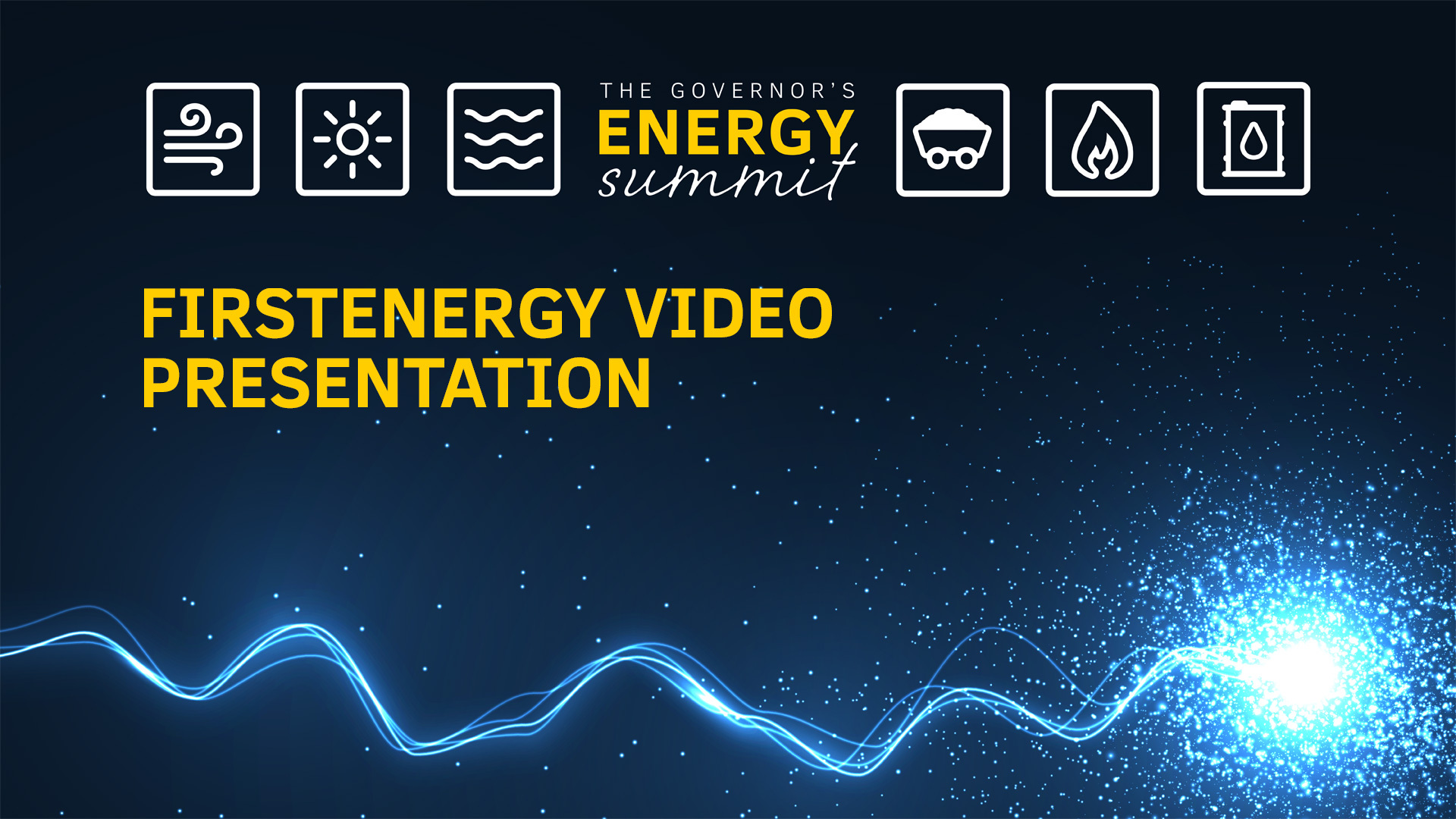 FirstEnergy Video Presentation