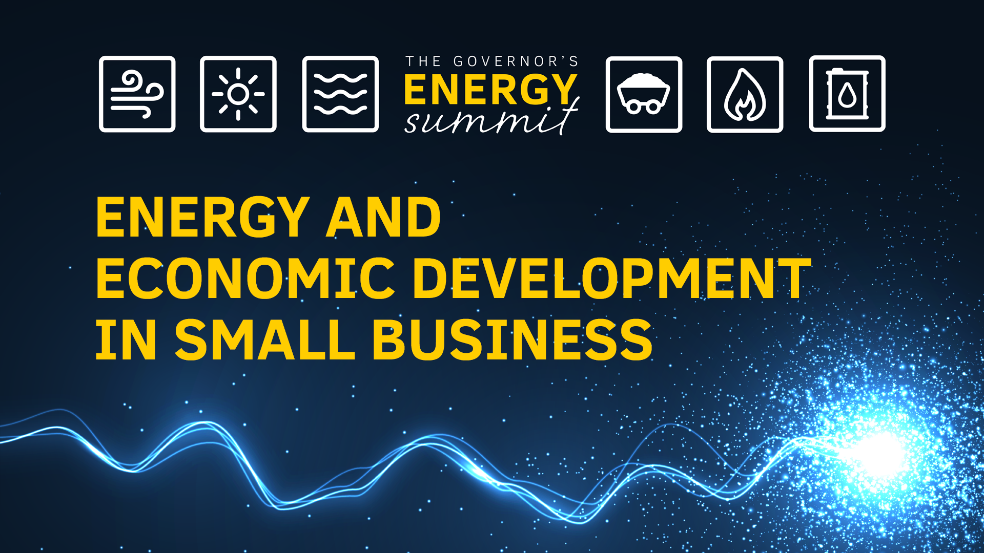 Energy and Economic Development in Small Business